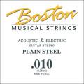 Струна для акустической или электрогитары Boston BPL-010