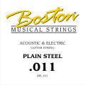 Струна для акустической или электрогитары Boston BPL-011