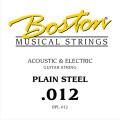 Струна для акустической или электрогитары Boston BPL-012
