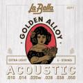Струны для акустической гитары LaBella L-40PT