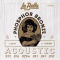Струны для акустической гитары LaBella L-7GPS
