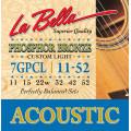 Струны для акустической гитары LaBella L-7GPCL