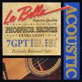 Струны для акустической гитары LaBella L-7GPT