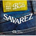 Струны для акустической гитары Savarez A130CL