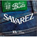 Струны для акустической гитары Savarez A130XL