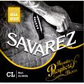 Струны для акустической гитары Savarez A140CL