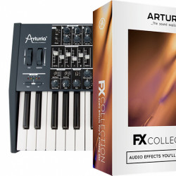Получи Arturia FX Collection при покупке Arturia MiniBrute!