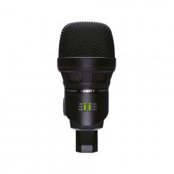 Lewitt представили новый двухэлементных инструментальный микрофон