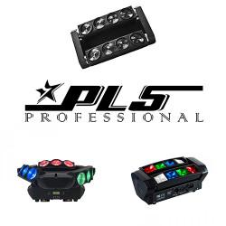 Новинки: Световые LED приборы от PLS-PRO