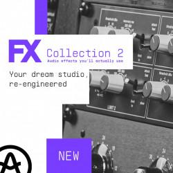 Arturia представляет FX Collection 2: универсальный производственный пакет