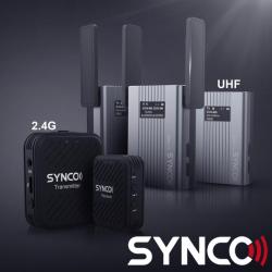 Профессиональные беспроводные микрофонные системы от SYNCO