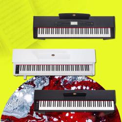 Цифровые пианино Alfabeto - уже в продаже