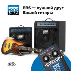 EBS - лучший друг вашей гитары