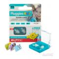 Беруши для защиты слуха детей ALPINE Pluggies Kids