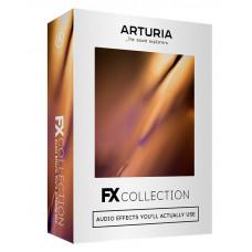 Программное обеспечение Arturia FX Collection