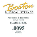 Струна для акустической или электрогитары Boston BPL-0095