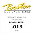 Струна для акустической или электрогитары Boston BPL-013