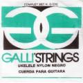Струны для укулеле Galli G216B