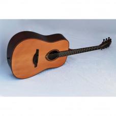 Гитара акустическая LAG Tramontane T100D SN1007TR16425 уценена