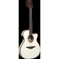 Гитара электроакустическая Lag Tramontane T118ASCE-IVO