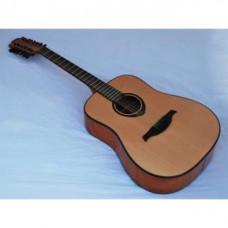 Гитара акустическая LAG Tramontane T66D12 уценена