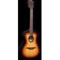Гитара акустическая Lag Tramontane T70A-BRB
