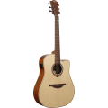 Гитара электроакустическая Lag Tramontane T70DCE