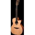 Гитара электроакустическая Lag Tramontane TN170ASCE