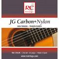 Струны для классической гитары ROYAL CLASSICS CNL40 JG Carbon and Nylon