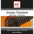 Струны для классической гитары ROYAL CLASSICS ST30 Sonata Titanium
