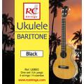 Струны для укулеле ROYAL CLASSICS UBB80 Ukelele Black Barítono