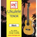Струны для укулеле ROYAL CLASSICS UBT80 Ukelele Black Tenor