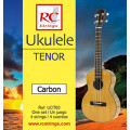 Струны для укулеле ROYAL CLASSICS UCT60 Ukelele Carbon Tenor