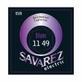 Струны для электрогитары Savarez H50 B Blues Tension