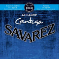 Струны для классической гитары Savarez 510 AJ High Tension