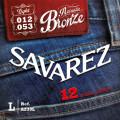 Струны для акустической гитары Savarez A230L