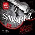 Струны для акустической гитары Savarez A240L