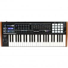 MIDI-клавиатура / Синтезатор ARTURIA KeyLab 49 Black Edition