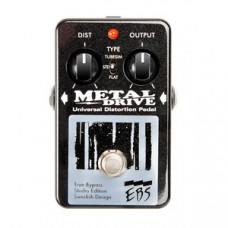 Бас-гитарная/гитарная педаль эффекта EBS MetalDrive Studio Edition
