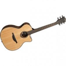Гитара электроакустическая Lag Tramontane Snakewood TSE701ACE