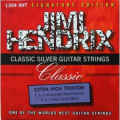 Струны для классической гитары JIMI HENDRIX 1304 XHT