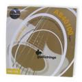 Струны для акустической бас-гитары GALLI ProCoated AB40100