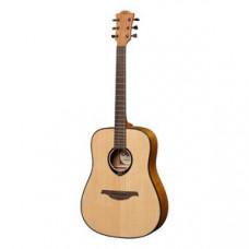 Гитара акустическая левосторонняя LAG Tramontane TL66D
