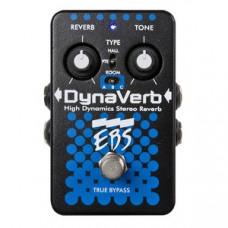Гитарная педаль EBS DynaVerb (динамический стерео ревербератор)