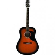 Акустическая гитара EKO RANGER 6 RED SUNBURST