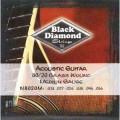 Струны для акустической гитары BLACK DIAMOND N8020M