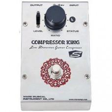 Гитарная педаль эффектов REALSOUND COMPRESSOR KING GUITAR