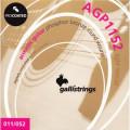 Струны для акустической гитары GALLI PROcoated AGP1152 Light special