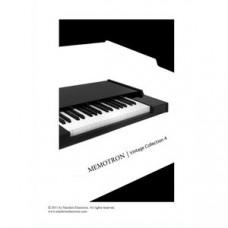 Библиотека звуков MANIKIN ELECTRONIC MEMOTRON Vintage Collection 4