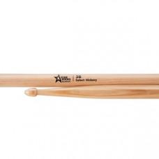 Барабанные палочки STARSTICKS Select Hickory 5B